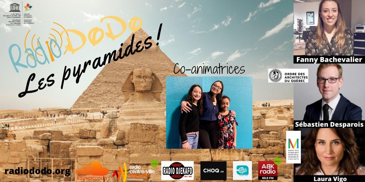 Episode 11: The Pyramids