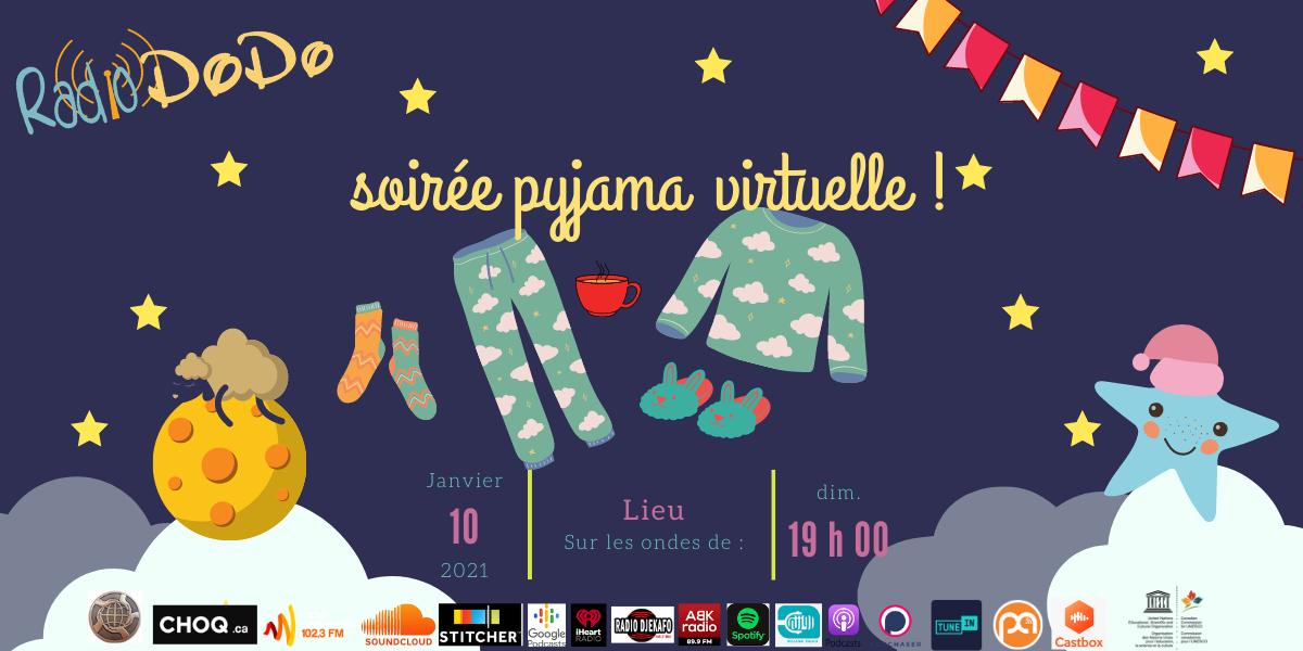 Episode 2: Virtual Pajama Party