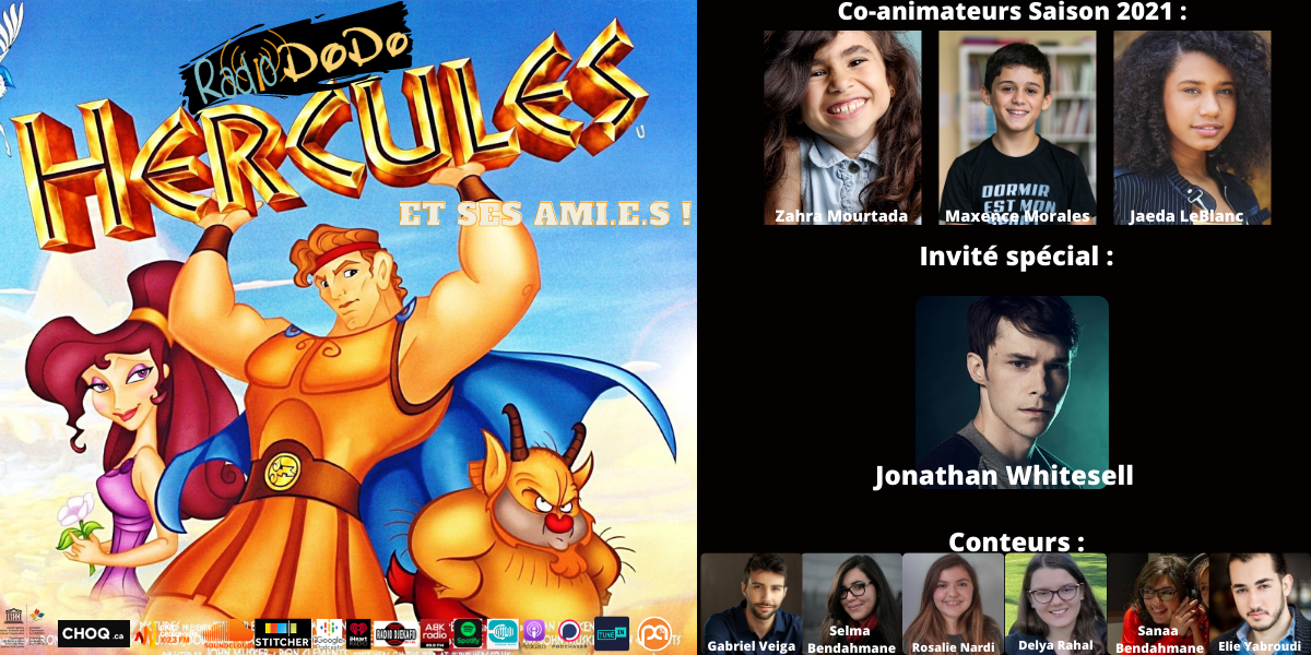 Episode 5: Hercules and His Friends